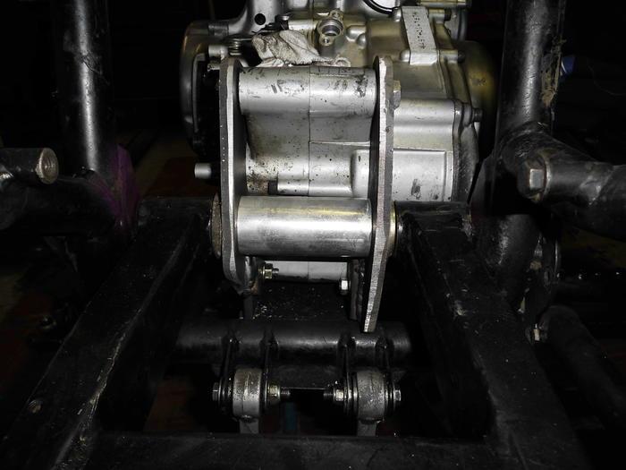 Enduro Gespann VMC mit Yamaha XT 500 Motor 14087825tn