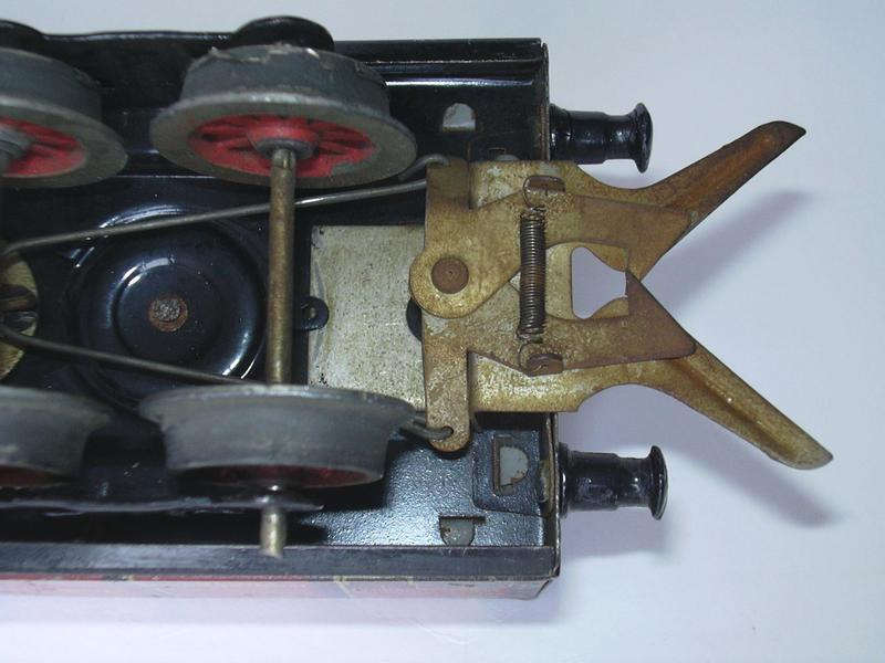 Bing  - elektromagnetische Entkupplung anno 1931 14100477sg