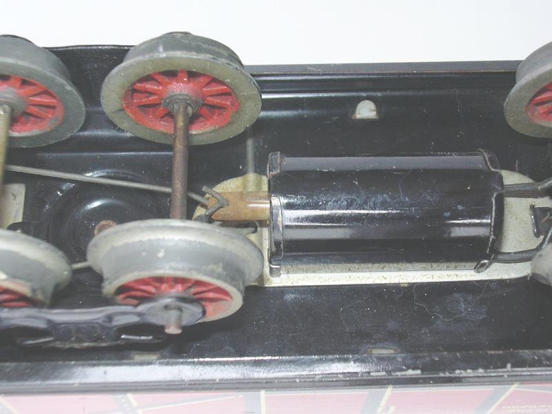 Bing  - elektromagnetische Entkupplung anno 1931 14100479ay