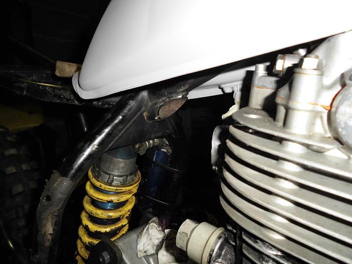 Enduro Gespann VMC mit Yamaha XT 500 Motor 14105170bl