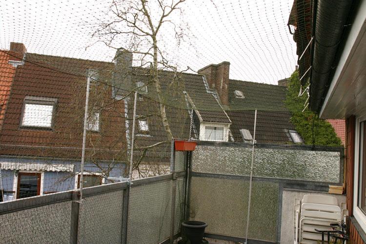balkon im dachgeschoss katzensicher machen ich habe noch. Black Bedroom Furniture Sets. Home Design Ideas