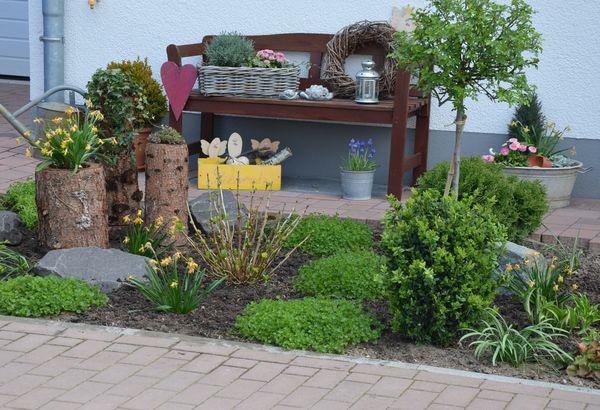 schone vorgarten fotos – godsriddle, Garten und Bauten