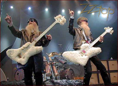 ZZ Top Discographie (1971-2012) MP3