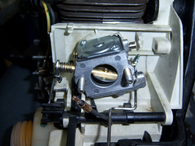 Gasgestänge für STIHL 017 MS170 MS 170