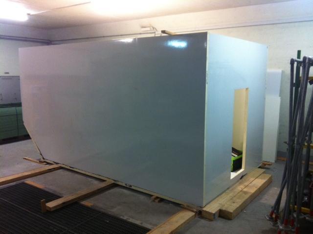 ich bau mir eine wohnkabine f r meinen iveco das gel ndewagenportal. Black Bedroom Furniture Sets. Home Design Ideas