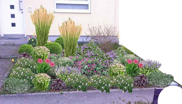 M chte gerne meinen vorgarten neu gestalten mein sch ner - Kleinen vorgarten gestalten ...