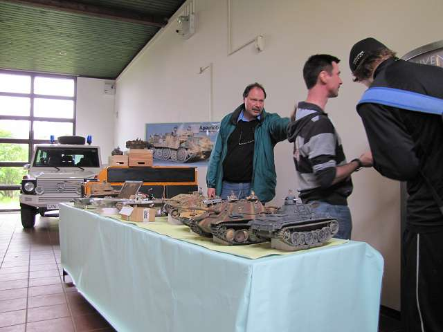 Pictures of the International Model Exhibition in Munster Germany 14541416al