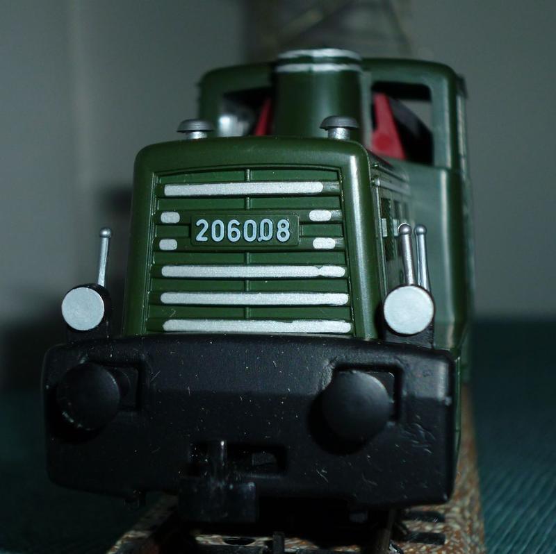 Die 2060 von Kleinbahn bringt eine neue Werkslok 14788505by