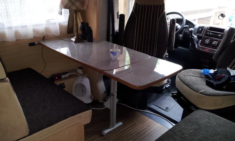 wohnmobil tisch ausziehbar