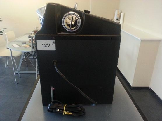 ebersp cher mobile mini klimaanlage 12v auto camping. Black Bedroom Furniture Sets. Home Design Ideas