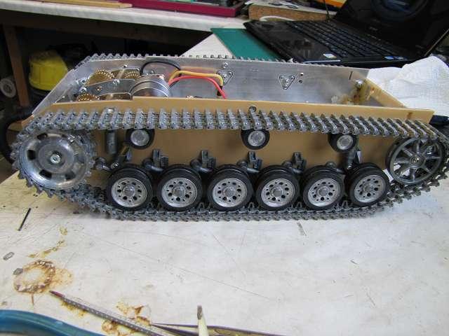 Technology conversion of a Panzer III 15002091do