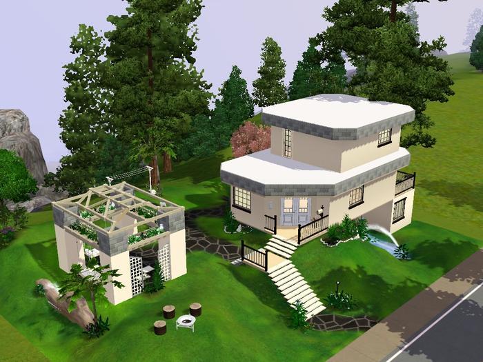 dheyjin 39 s traumgarten tutorial teil 2 3 pavillions mit fake level technik seite 3 das. Black Bedroom Furniture Sets. Home Design Ideas