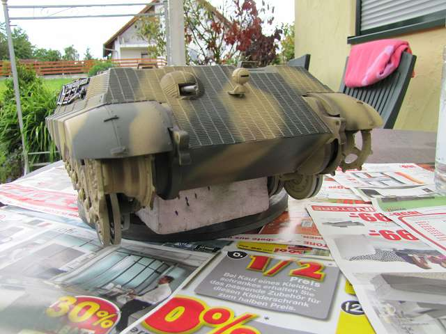 A King Tiger tank with real reduction gears, brushless motor - Pagina 3 15068741fy