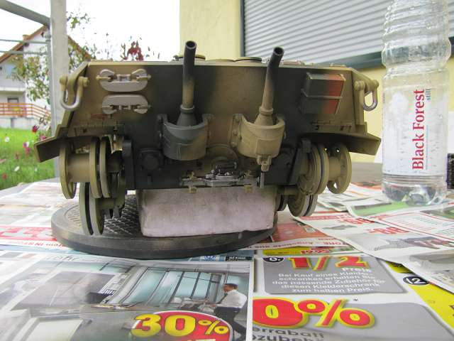 A King Tiger tank with real reduction gears, brushless motor - Pagina 3 15068748xe