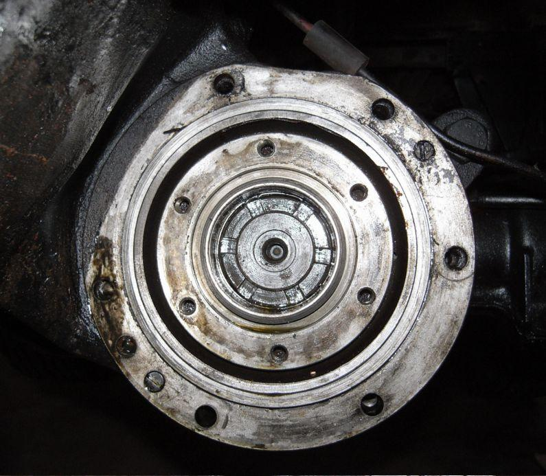 Unimog Simmerring Getriebe vorne Kennung weiss//weiß  U70200-U401-U2010-U411