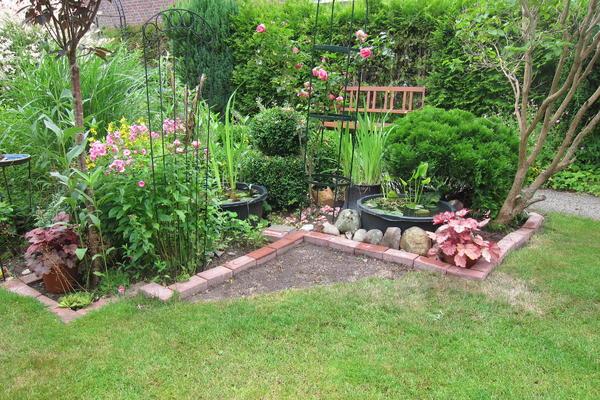 Minig rtchen 2013 teil 3 sommer seite 58 for Gartengestaltung dreieck