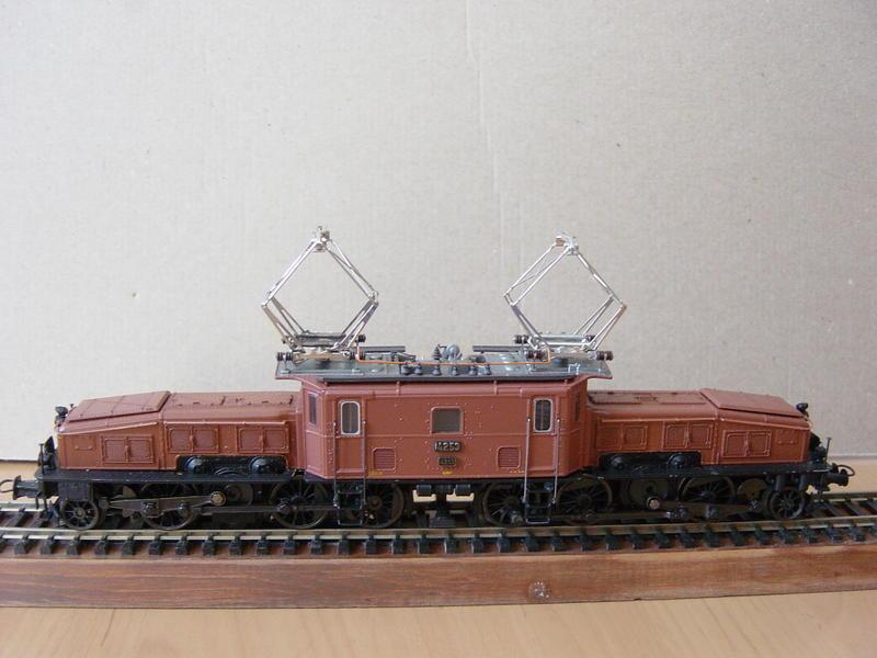 E-Lok Baureihe Be 6/8 -III der SBB (Märklin Art.Nr.3300) 15237146ao
