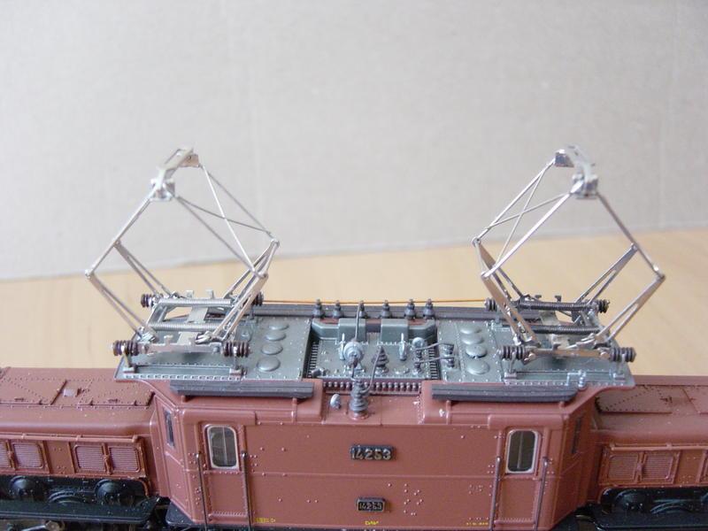 E-Lok Baureihe Be 6/8 -III der SBB (Märklin Art.Nr.3300) 15237188zk
