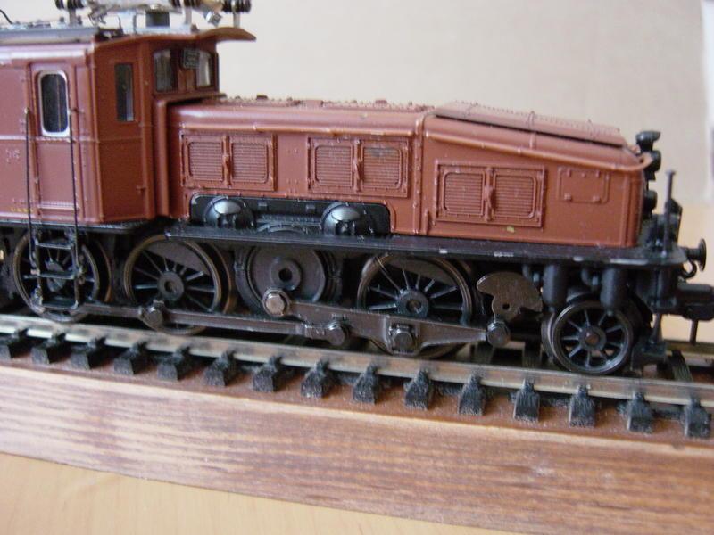 E-Lok Baureihe Be 6/8 -III der SBB (Märklin Art.Nr.3300) 15237218tn