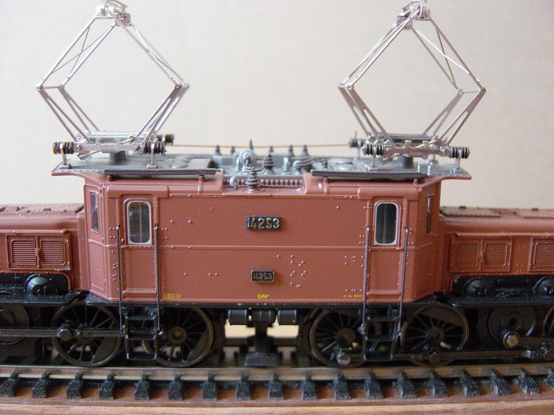 E-Lok Baureihe Be 6/8 -III der SBB (Märklin Art.Nr.3300) 15237261ps