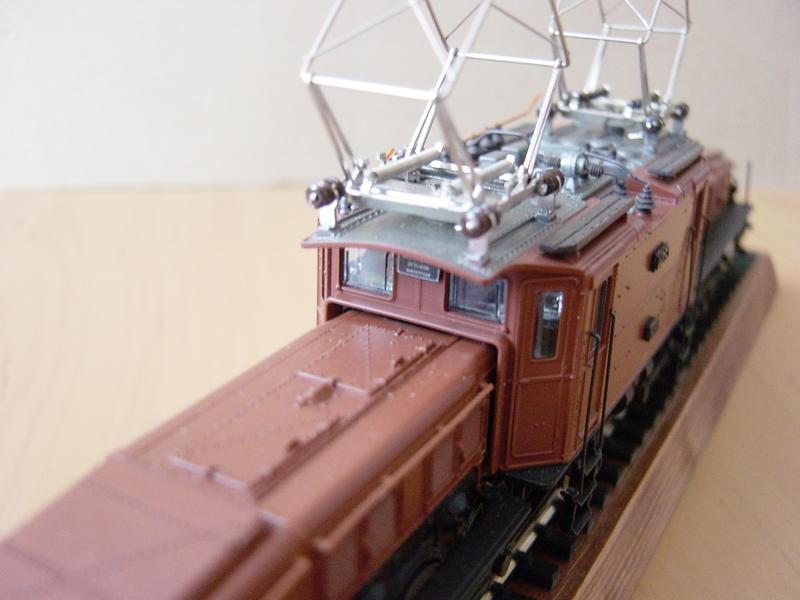 E-Lok Baureihe Be 6/8 -III der SBB (Märklin Art.Nr.3300) 15237314tc