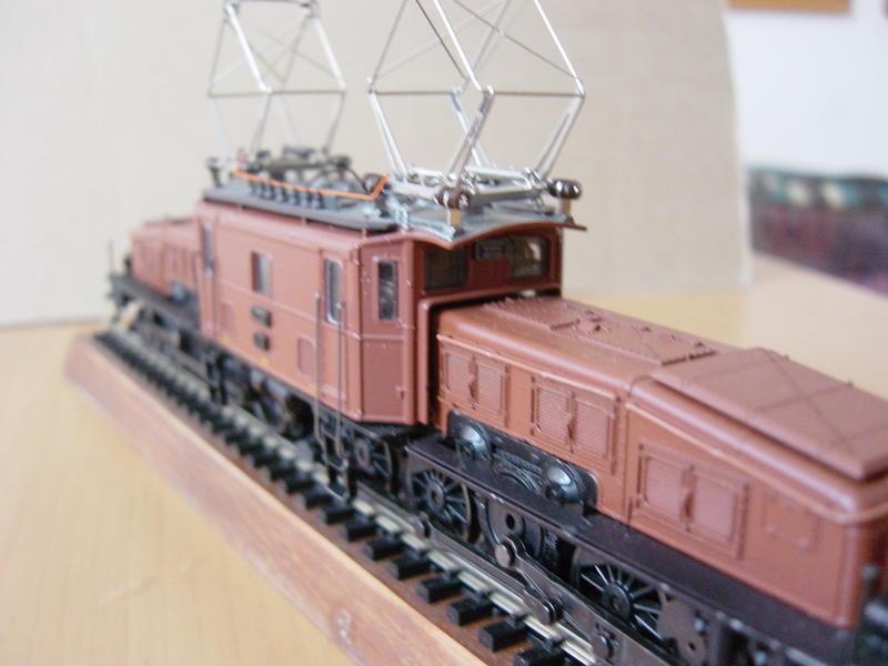 E-Lok Baureihe Be 6/8 -III der SBB (Märklin Art.Nr.3300) 15237378pl