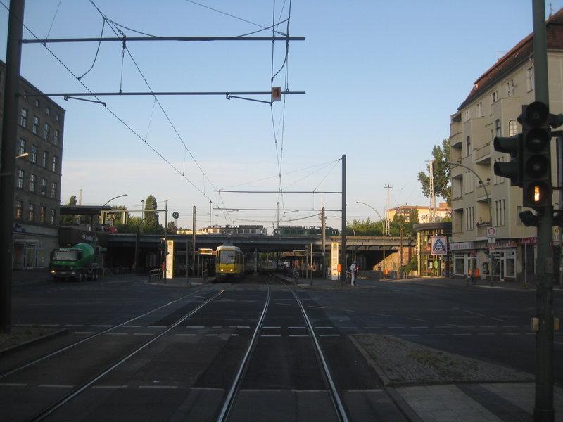 Ost-West-Treffen am Ernst-Thälmann-Park 15276784km