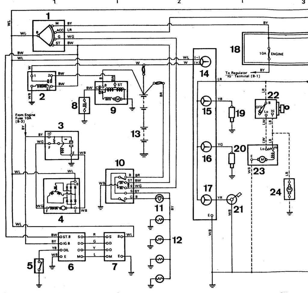 Buschtaxi.net • Lichtmaschine anschließen