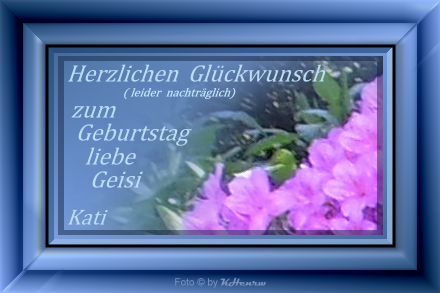 Happy Birthday Geisi 15307571ec