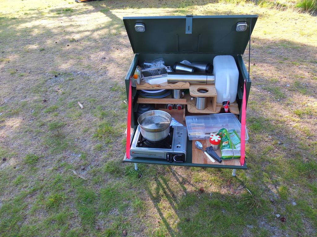 Outdoor Küche Camping : Outdoor küche