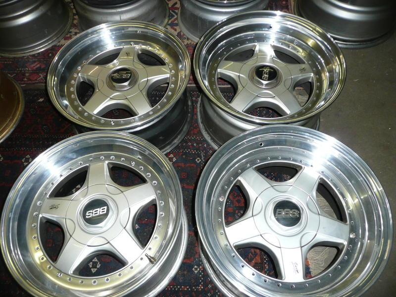 BBS Wheels at Tire Rack