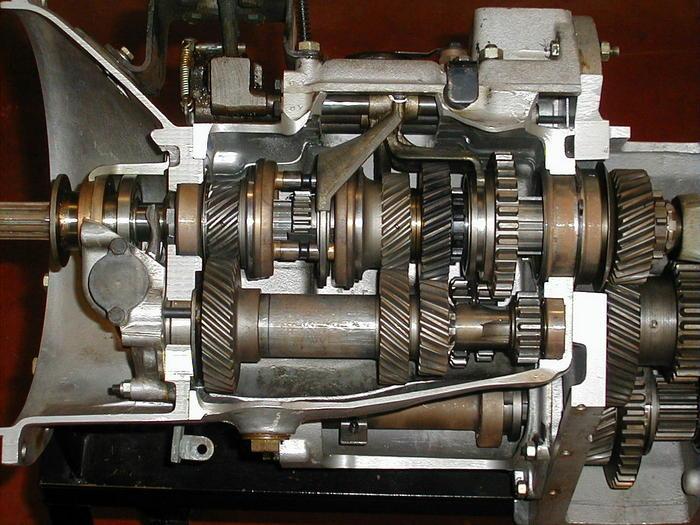 Suche Explosionszeichnung Getriebe S3 88