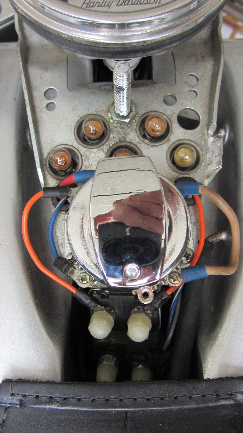 standlicht softail 1994 - Harley-Davidson Board