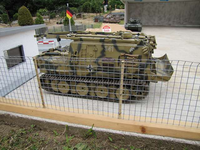 A tank meeting with us in Germany 15615882is