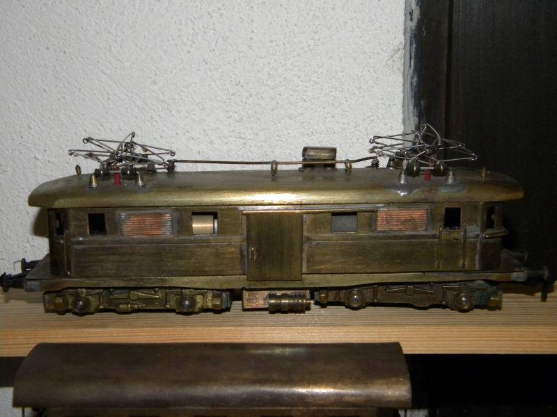 Göls Lokomotive und Wagen - Abzugeben 15650526nj