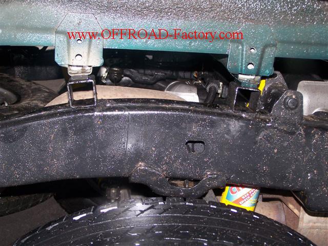 Bodylifting the Hilux Vigo - 1576905