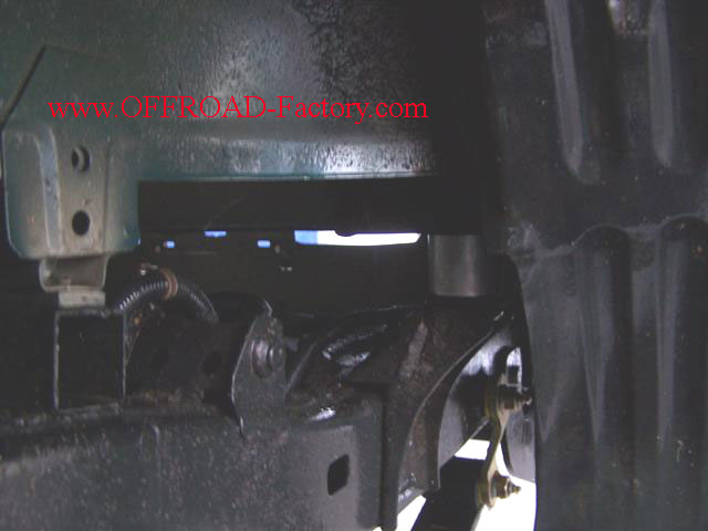 Bodylifting the Hilux Vigo - 1576913