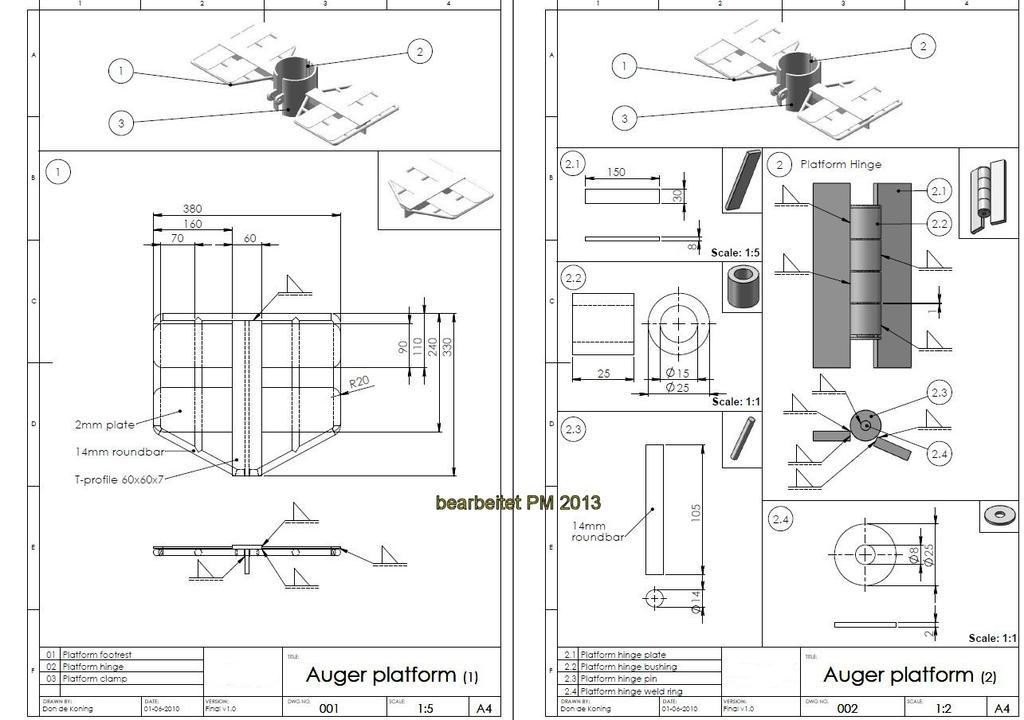 bauanleitung bohrplattform plunsche bohrgest ngehalter brunnen. Black Bedroom Furniture Sets. Home Design Ideas