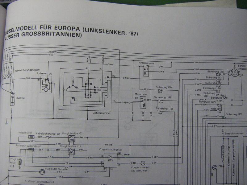 Gemütlich Isuzu Schaltplan Ideen - Die Besten Elektrischen ...