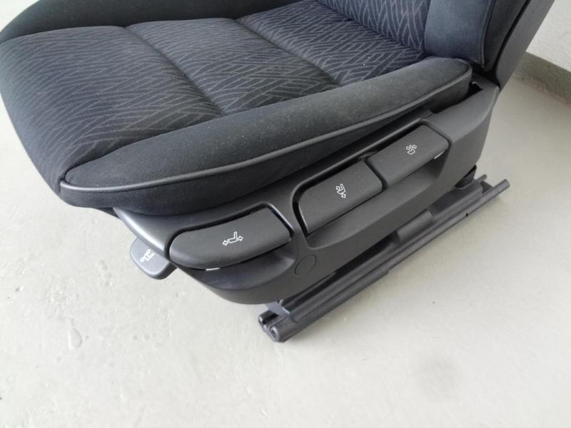 bmw 5er e39 stoff sitz links fahrer fahrersitz stoff rips. Black Bedroom Furniture Sets. Home Design Ideas