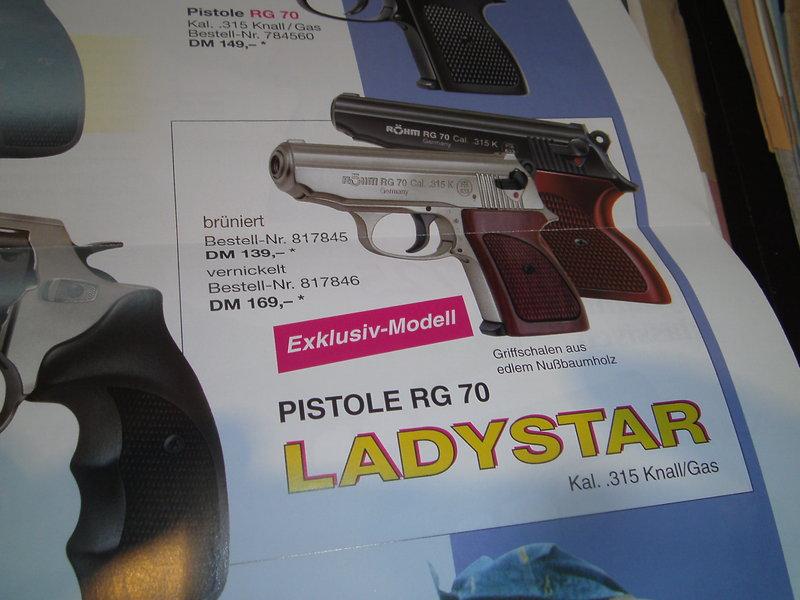 unterschied revolver pistole