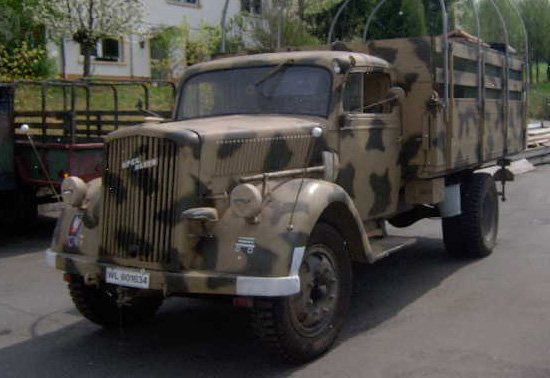 Ww2 Military Vehicles For Sale Uk >> opel blitz truck ww2 - German Vehicles - HMVF - Historic Military Vehicles Forum