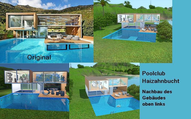 Sims 3 häuser zum nachbauen luxus  Sims 2 Häuser Zum Nachbauen ~ Die neuesten Innenarchitekturideen