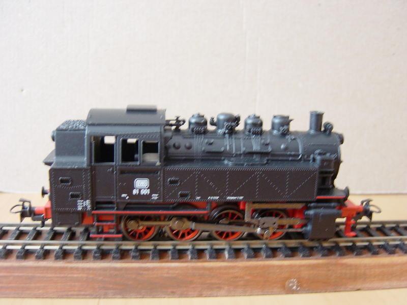 Varianten der Tenderlok BR 81-DB von MÄRKLIN 15989131ku