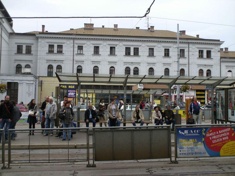Straßenbahnen in Brünns Altstadt 16019529iw