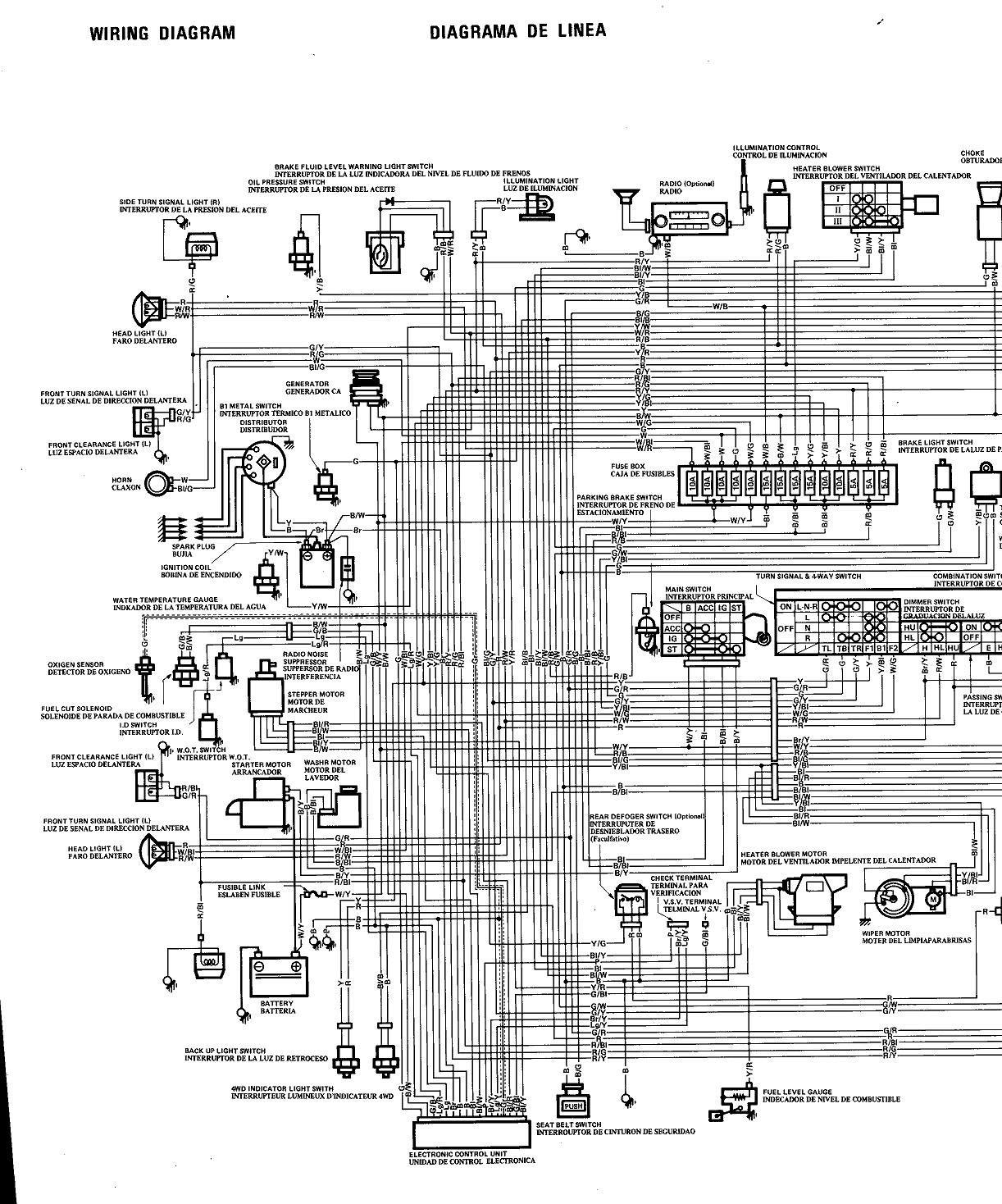 SUZUKI-OFFROAD.net • Thema anzeigen - Schaltplan SJ 410