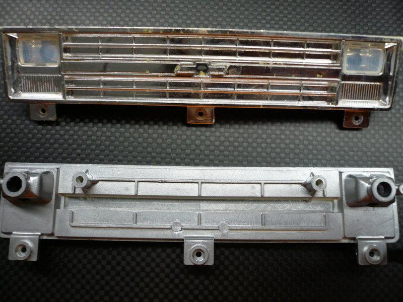 tamiya clod buster originaloptik grill modellbau scale. Black Bedroom Furniture Sets. Home Design Ideas