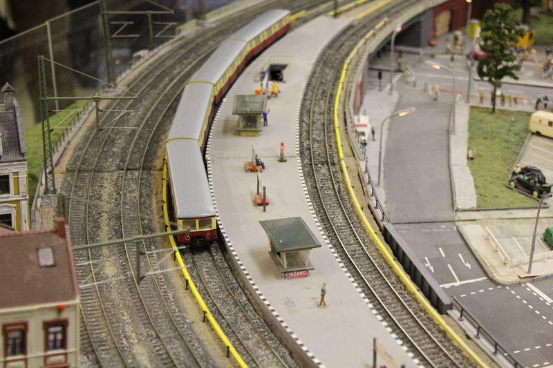 """Historische Modellbahnausstellung: 75 Jahre TRIX EXPRESS """"Automatik""""-Entkupplung 1938 16078633gs"""