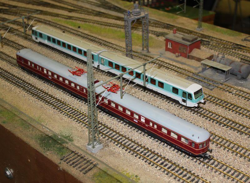 """Historische Modellbahnausstellung: 75 Jahre TRIX EXPRESS """"Automatik""""-Entkupplung 1938 16078635es"""