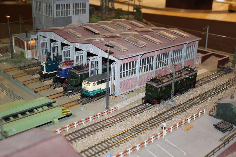"""Historische Modellbahnausstellung: 75 Jahre TRIX EXPRESS """"Automatik""""-Entkupplung 1938 16078636uy"""
